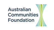 Australian Communities Foundation logo